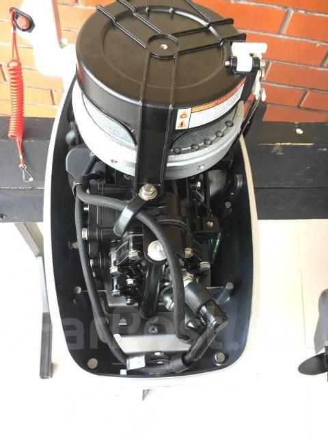 Sharmax. 9,80л.с., 2-тактный, бензиновый, нога S (381 мм), 2018 год год