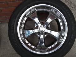 "Bridgestone BEO. 7.5x18"", 5x114.30, ET38"