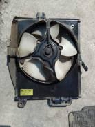 Вентилятор охлаждения радиатора. Mitsubishi Libero, CB1V, CB2V, CB2W, CB4W, CB5W, CB8V, CB8W, CD2V Двигатели: 4D68, 4G13, 4G15, 4G92, 4G93, 4D68T