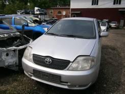 Стекло лобовое. Toyota Corolla, ZZE120L Двигатель 4ZZFE