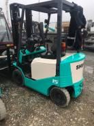 Shinko. Вилочный погрузчик 1500 кг , электричка, 1 500кг., Электрический