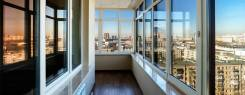 Установка и отделка: балконов, лоджий, окна, двери, витражи.