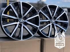 """Volkswagen. 6.5x15"""", 5x100.00, ET38, ЦО 57,1мм."""