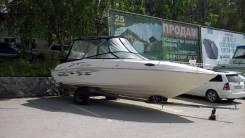 Rinker. 1999 год год, длина 7,00м., двигатель стационарный, 260,00л.с., бензин