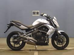 Kawasaki ER-6n. 650куб. см., исправен, птс, без пробега. Под заказ