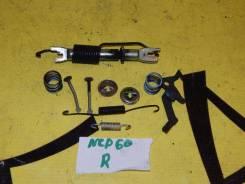 Пружины барабанных тормазов TOYOTA IST NCP60