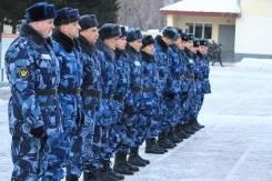 Инспектор отдела охраны. Исправительная колония №31. С. Чугуевка, ул. Дзержинского, 1а