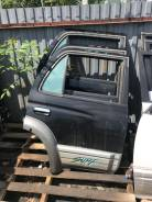 Дверь боковая. Toyota Hilux Surf, KDN185, KDN185W, KZN185, KZN185G, KZN185W, RZN185, RZN185W, VZN185, VZN185W Toyota Hilux