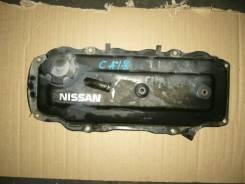 Крышка головки блока цилиндров. Nissan Bluebird, U11 Двигатель CA18E