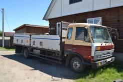 Nissan. Подается боротовой грузовик , 7 000куб. см., 5 000кг.