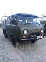 УАЗ 39094 Фермер. УАЗ-39094 фермер 2004г., 2 890куб. см., 1 000кг.
