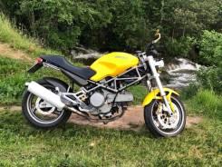 Ducati Monster 400S. 400куб. см., исправен, птс, с пробегом