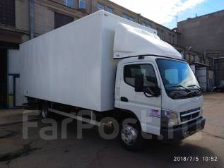 Mitsubishi Fuso Canter. Продается новый промтоварный фургон Mitsubishi FUSO Canter, 4 900куб. см., 5 680кг., 4x2