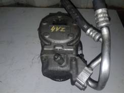 Компрессор кондиционера. Toyota Windom, VCV11 Двигатель 4VZFE