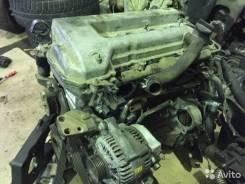 Двигатель в сборе. Toyota Corolla, CDE120, CE120, NDE120, NZE120, ZRE120, ZZE120 Двигатель 3ZZFE