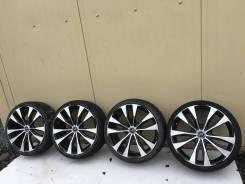 """Шикарные колеса Versus Spada Ottimo R19 8J +55 5/114.3 (112). 8.0x19"""" 5x114.30 ET55 ЦО 73,1мм."""