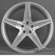"Royal Wheels. 10.0x21"", 5x112.00, ET48, ЦО 66,6 мм."