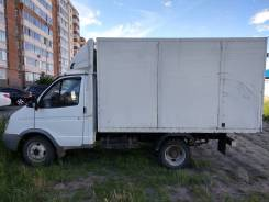 ГАЗ 330200. Газель Термобудка 2009 ДВС Крайслер, 2 400куб. см., 1 500кг.