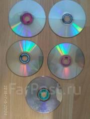 Детские диски с мультфильмами. Отдам бесплатно