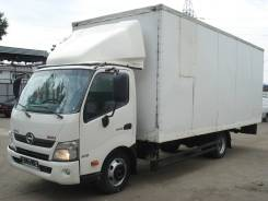 Hino 300. мебельный фургон 15 евпропаллет (0007), 4 000куб. см., 5 000кг., 4x2