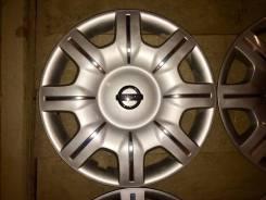 """Колпаки R16 Nissan б/у Оригинал Япония. Диаметр 16"""""""", 1шт"""