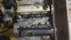 Головка блока цилиндров. Nissan: Wingroad, NX-Coupe, AD, Pulsar, Sunny Двигатели: CD17, CD20, GA16DE, GA16DS