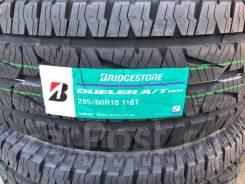 Bridgestone Dueler A/T 001. Грязь AT, 2018 год, без износа, 4 шт