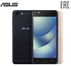 Asus ZenFone 4 Max ZC520KL. Новый, 32 Гб, Черный, 3G, 4G LTE, Dual-SIM