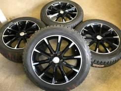 """225/55R18 Dunlop на литье Leyseen 4 шт (18156). 7.5x18"""" 5x114.30 ET48"""
