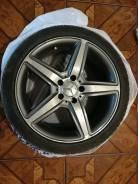 """Колёса на Mercedes. 8.5x18"""" 5x112.00 ET38 ЦО 66,6мм."""