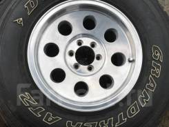 "Mickey Thompson. 8.0x15"", 6x114.30, ET20"