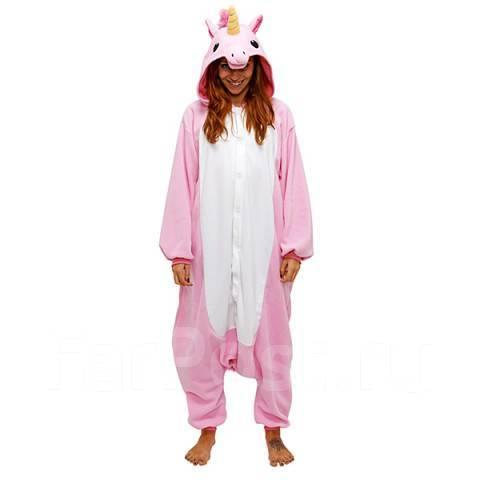 Кигуруми «Единорог розовый»! Доставка - Одежда для дома и сна во ... 29ef7f34a75cc