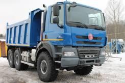 Tatra T158. Продается новый самосвал -8P5R36 6X6.2R, 12 000куб. см., 25 500кг.