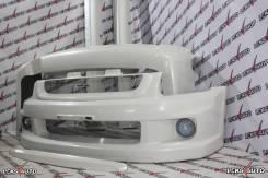 Обвес кузова аэродинамический. Nissan 100NX Nissan Stagea, HM35, M35, NM35, PM35, PNM35 Двигатели: VQ25DD, VQ25DET, VQ30DD, VQ35DE