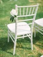 Аренда прокат мебели стульев и столов свадебная арка