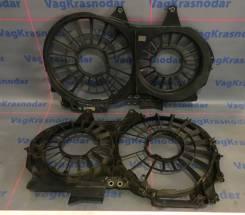 Диффузор. Audi A4, 8E5, 8EC, 8ED
