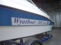 Windboat. 2013 год год, длина 4,70м., двигатель подвесной, 55,00л.с., бензин