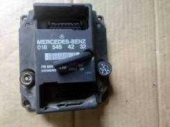 Блок управления двс. Mercedes-Benz C-Class, S202, W202 Двигатель M111E18