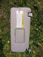 Козырек солнцезащитный. Honda Fit, GD2, GD4, GD1, GD, GD3 Двигатели: L13A, L15A