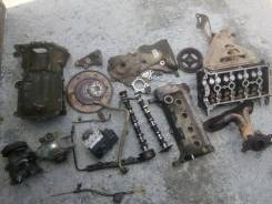 Двигатель в сборе. Toyota Yaris Toyota Funcargo