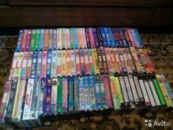 Видеокассеты с мультсериалами