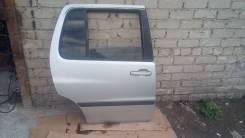 Дверь Toyota, Raum, правая задняя EXZ10