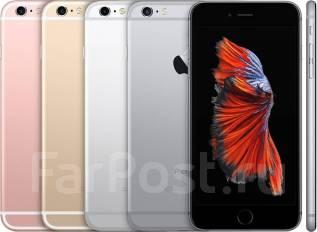 Apple iPhone 6s Plus. Новый, 64 Гб, Розовый, Серебристый, Черный, 3G, 4G LTE