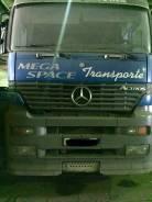 Mercedes-Benz Actros. Mercedes-Actros Mega Space 1843, 11 946куб. см.