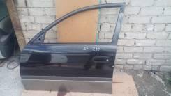 Дверь Toyota Caldina, левая передняя ST215, 3S
