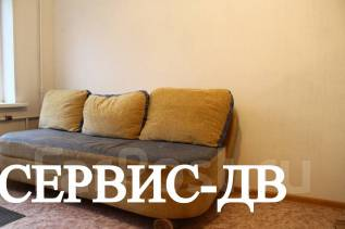 Гостинка, улица Надибаидзе 28. Чуркин, агентство, 18кв.м. Комната