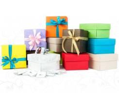Подарок близким на свадьбу Шоколадный набор Классика (наполнение - 12 конфет суфле по 12 грамм)