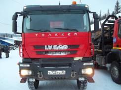 Iveco Trakker. Продам седельный тягач (АМТ 633910), 12 881куб. см., 38 500кг.