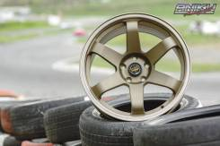 "RAYS VOLK RACING TE37 SL. 9.0x18"", 5x114.30, ET20, ЦО 73,1мм. Под заказ"