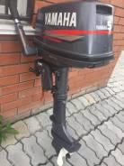 Yamaha. 5,00л.с., 2-тактный, бензиновый, нога S (381 мм), 2014 год год. Под заказ